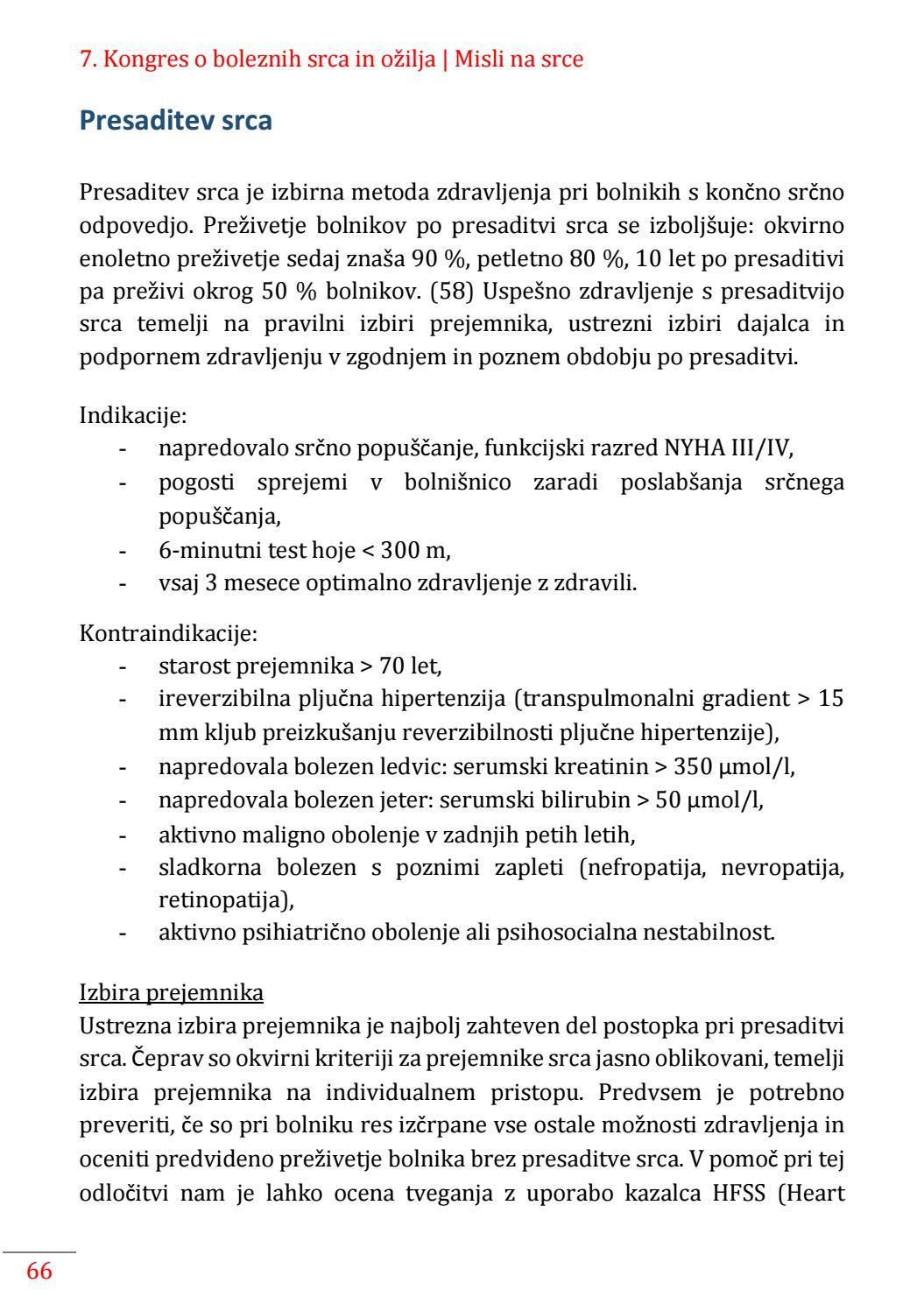hipertenzija 3- razred izoliran dijastolički hipertenzija