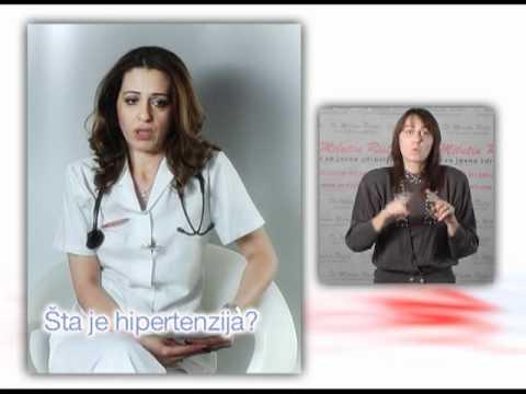 što je hipertenzija video s hipertenzijom dijagnosticirana