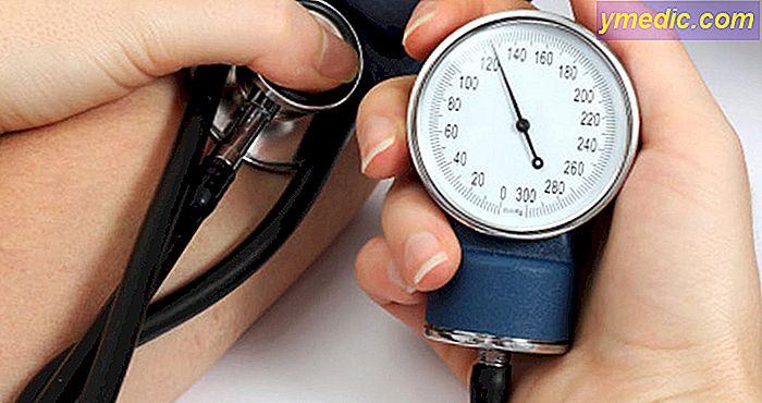 vruće ubod hipertenzija